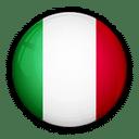 Flagge von Italien zur Kennzeichnung der Service Sprache.