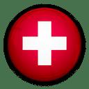 Flagge von Schweiz zur Kennzeichnung der Service Sprache.