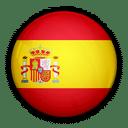 Flagge von Spanien zur Kennzeichnung der Service Sprache.